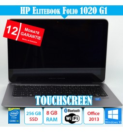 HP Elitebook Folio 1020 G1...