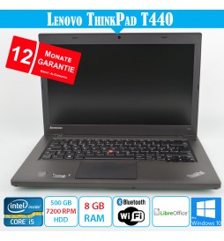 Lenovo ThinkPad T440 - 8 GB...