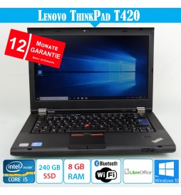 Lenovo ThinkPad T420 - 8 GB...