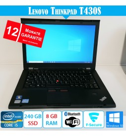 Lenovo ThinkPad T430S - 8...