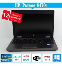 HP Probook 6470b, i3 2.50...