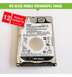 WD Black Mobile WD5000LPLX...