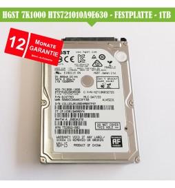 HGST 7K1000 HTS721010A9E630...