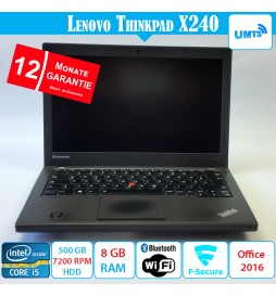 Lenovo ThinkPad X240 - 8 GB...