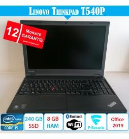 Lenovo ThinkPad T540P - 8...
