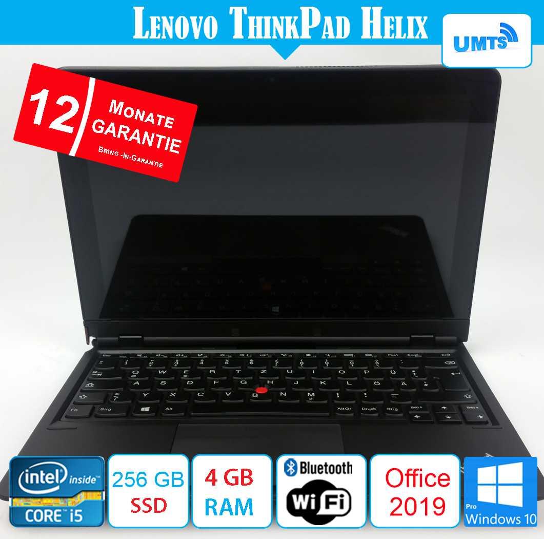 Lenovo Helix Ultrabook